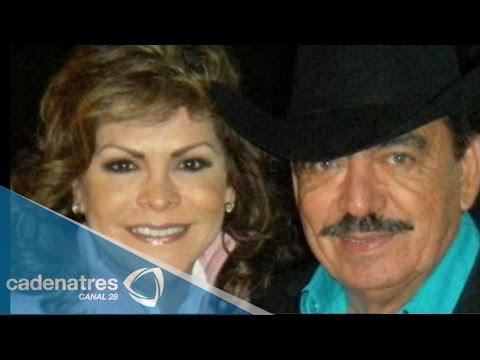 Mara Patricia Castañeda logró ver a Joan Sebastian en sus últimos días