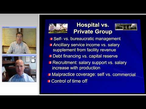 Hospital Employment or Private Practice: Part I - Hospital Employment and Contract Negotiation