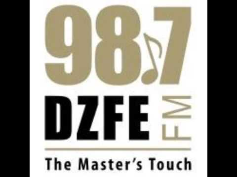 98.7 DZFE: Sign On