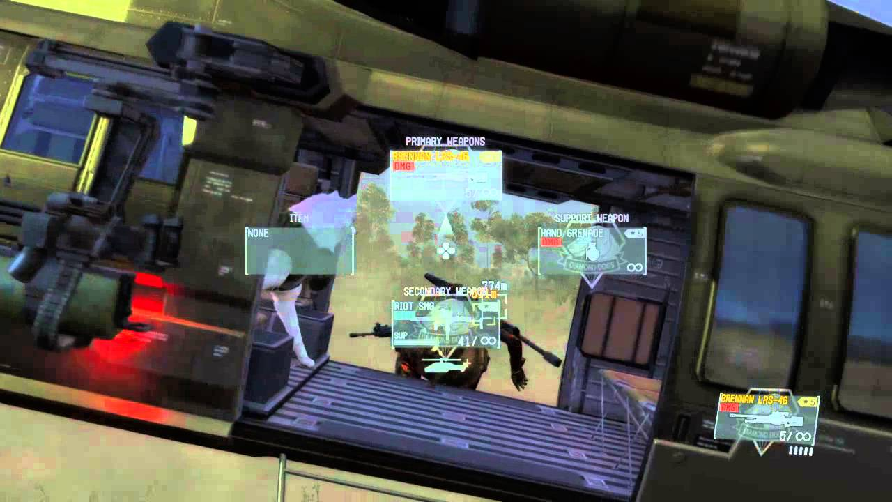 mgsv how to get electrospinning specialist