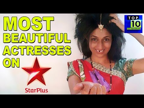 Thumbnail: 10 Most Beautiful Actresses On Star Plus - 2016