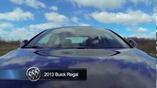 2013 Buick Regal Turbo is Grand Rapids Car