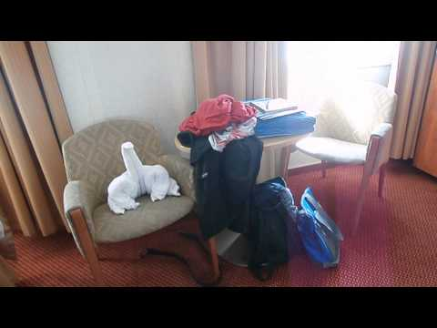 Carnival Conquest Stateroom 2465 Tour