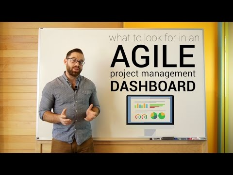 Project Management Tutorial: Dashboards