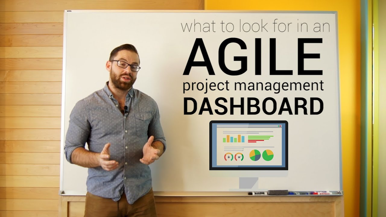 Project Management Tutorial: Dashboards - YouTube