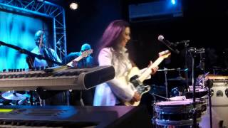 Sheila E - Old Skool / Rockstar (New Morning - Paris - November 8th 2013)