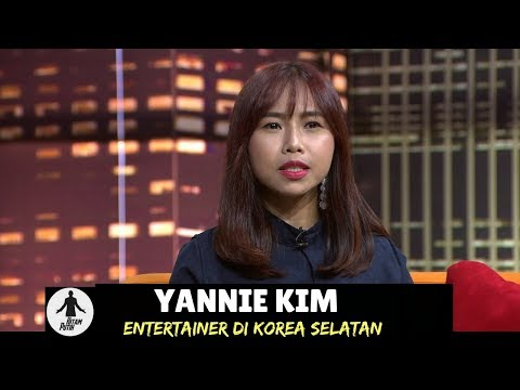 YANNIE KIM, ENTERTAINER DI KOREA | HITAM PUTIH (15/01/18) 2-4