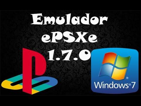 emulador epsxe 1.7.0 completo