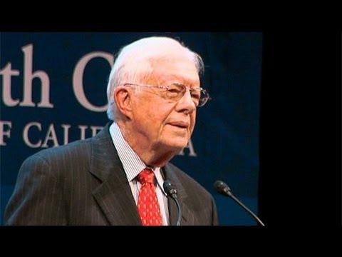 President Carter Fact-Checks the Movie 'Argo'