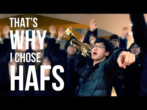 That's Why I Chose HAFS (외대부고 홍보영상)