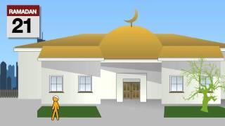 [ProductiveRamadan] ProductiveMuslim Animation 12: Stay Consistent During Ramadan!!