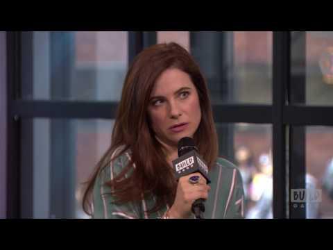 Caroline Dhavernas Discusses Her New Original Lifetime Series,