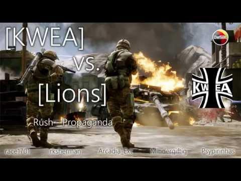 DeSBL - Propaganda - HC - KWEA vs. LION - Rush