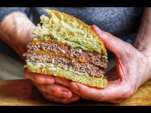 BIG MAC CAKE - XXL BURGER - english Grill- and BBQ-Recipe - 0815BBQ