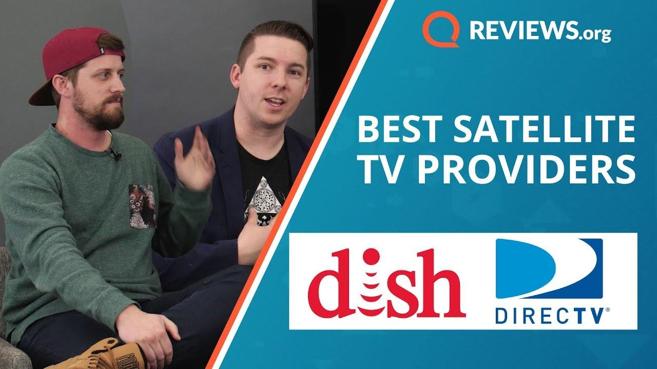 DISH vs  DIRECTV 2018 | Best Satellite TV Provider Battle