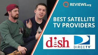 DISH vs. DIRECTV 2018 | Best Satellite TV Provider Battle