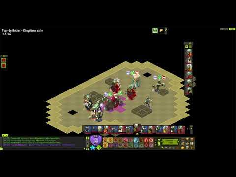 [Dofus 2.45] - Bethel Akarna (Zombie) à 6 + Tuto - Technique double Pandawa