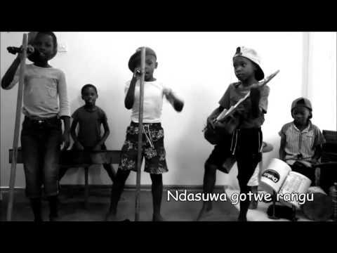 Jah Prayzah - Seke - (Fan Made Lyrics Video)