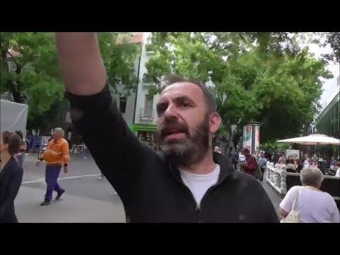 Protest za slušné Slovensko  22.Júna 2018 v Bratislave  2  diel