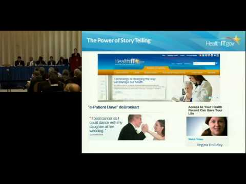 ONC Town Hall on Consumer Engagement