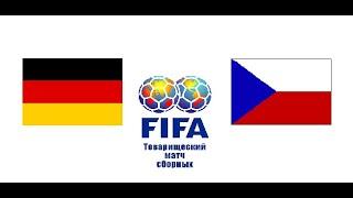 Германия Чехия 1 0 обзор матча футбол смотреть онлайн прямой эфир 11 ноября 2020 прямая трансляция