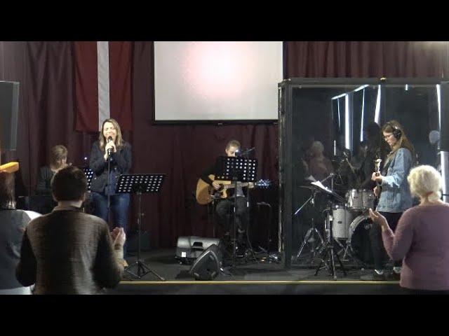 Slavēšana/Поклонение 11.10.2020
