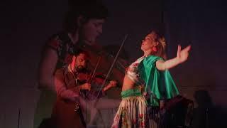 Gira Gypsy Duende  Victoria Ivanova Ensenada, Mexico 2017.