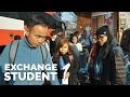 EXCHANGE STUDENT VLOG #1   ANNYEONGHASEYO KOREA