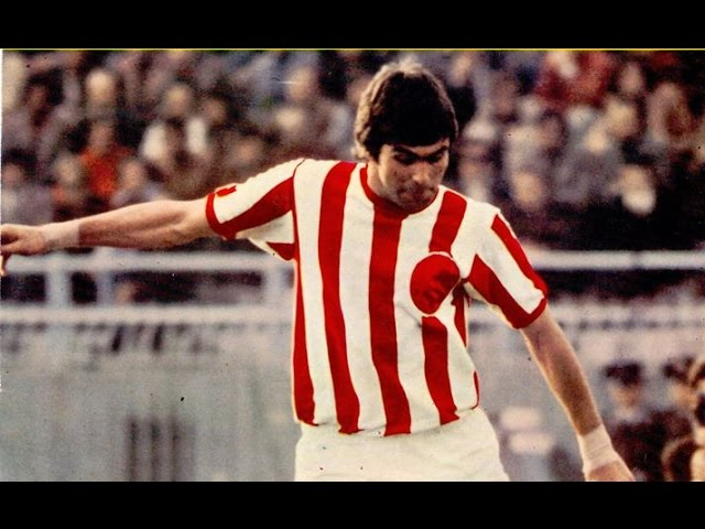 Γιώργος Δεληκάρης (1969-1978) Συλλογή Γκολ με Ολυμπιακό και Εθνική ...