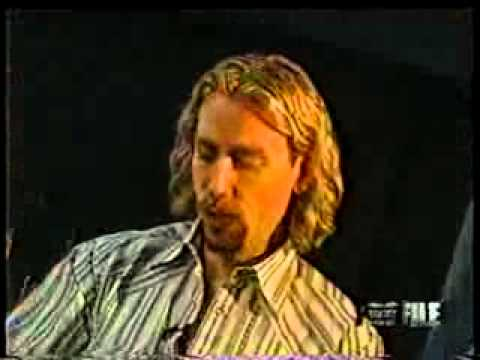 Nickelback - Interview & Documents (Part 1 of 2) 2008