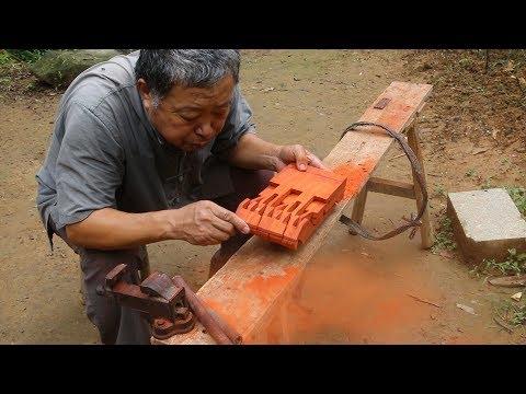 Lite Luban stool production, like Transformers