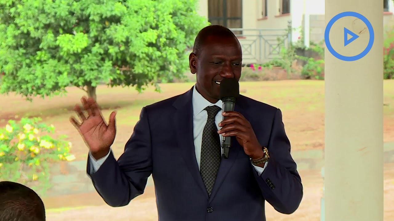 DP Ruto on ODM withdrawal from the Wajir West mini poll