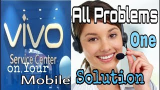 How to get nearest Vivo Service Center Contact Number on Your Mobile in Hindi.