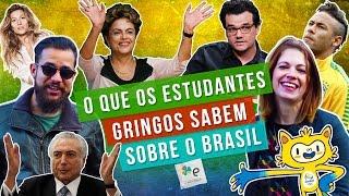 estranhos costumes brasileiros