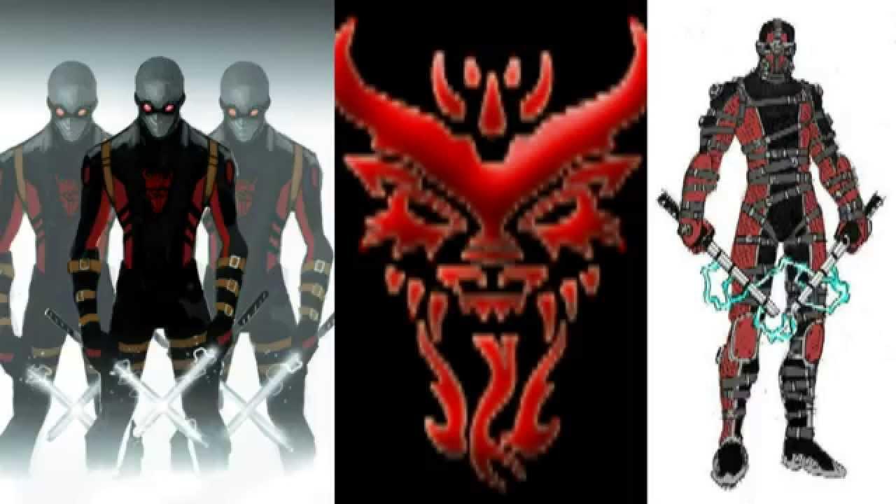 Mortal Kombat Dragon: Mortal Kombat X: Red Dragon Clan Returns!?