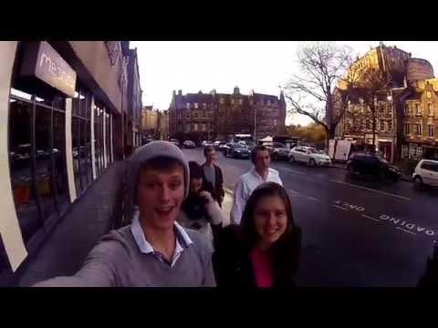 ESoc #DCUBegBorrowSteal Escape to Edinburgh 2014
