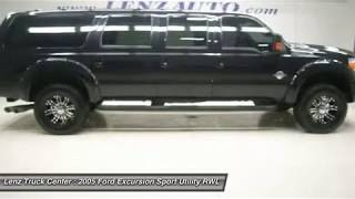 2005 FORD EXCURSION Fond Du Lac, WI B5085-2
