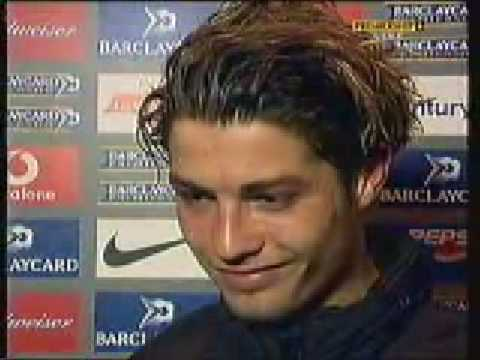Cristiano Ronaldo Funny Interview Youtube