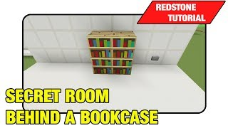 "|quick Fix In Description| Secret Room Behind A Bookcase ""tutorial"" (minecraft Xbox/ps3 Tu16)"