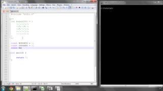 Beginning C Programming - Part 30 - Simple Tic Tac Toe #1