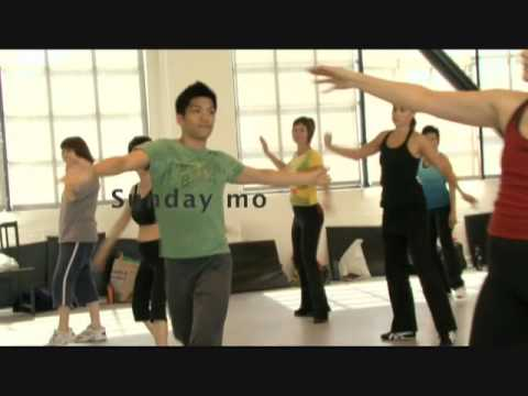 Sunday at Rhythm and Motion