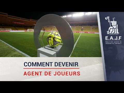 EAJF - Agent sportif, comment se lancer en tant qu'agent de footballeur ? France 3