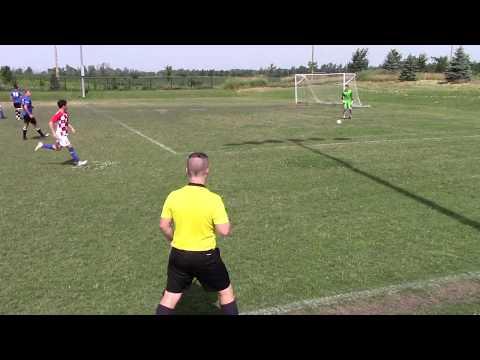 Evan Rees - 2020 Soccer Recruit