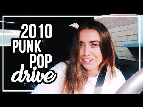 DRIVE WITH ME: 2010 Punk Pop Throwback Playlist!   Morgan Yates