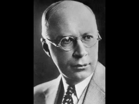 Vitaly Margulis plays Prokofiev's Sonata No. 9