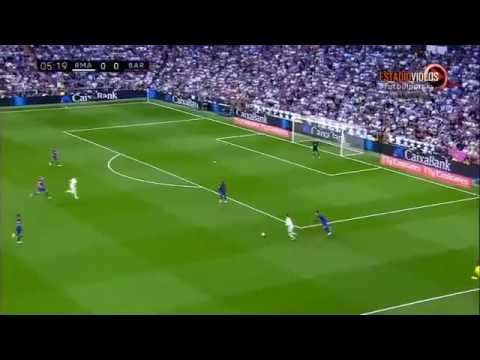 RESUMEN COMPLETO CLASICO REAL MADRID vs BARCELONA (23 /4/17) 2-3