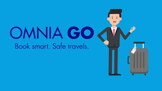 Booking tool OMNIA GO - Animation video