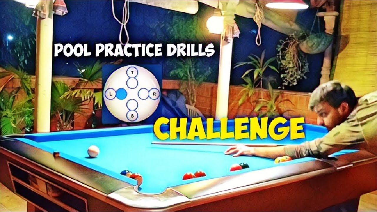 3 must practice drills for a Pool/Billiard Player to improve the game | SnookforU