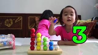 Belajar Berhitung Dan Mengenal Warna Anak Anak - Kids Learn Colors