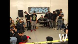 Jr Konkrete vs Twin Basix @ Absolute Zero